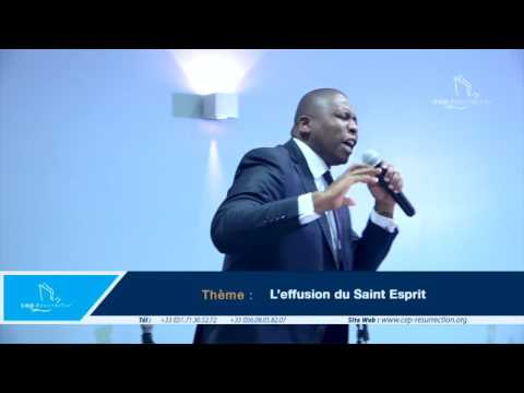 Douglas Kiongeka – L'effusion du Saint-Esprit