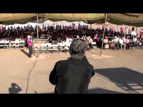 Campagne d'évangélisation à Tana, Madagascar