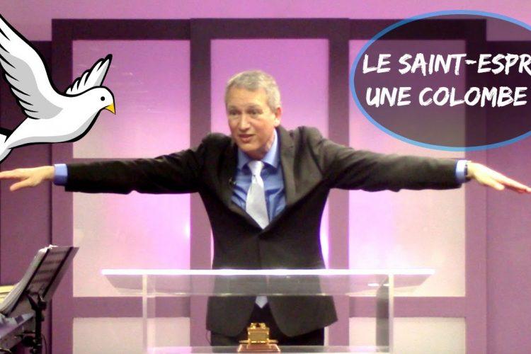 Le Saint-Esprit: une colombe?