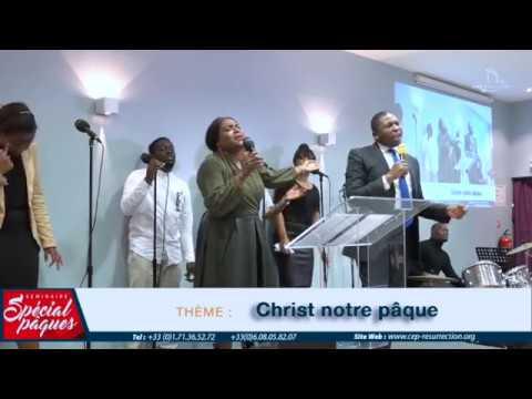 Séminaire / Christ notre pâque – Sous-thème / Jésus-Christ