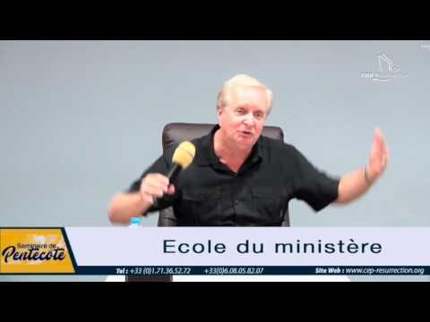 Jean Turpin – L'école du ministère