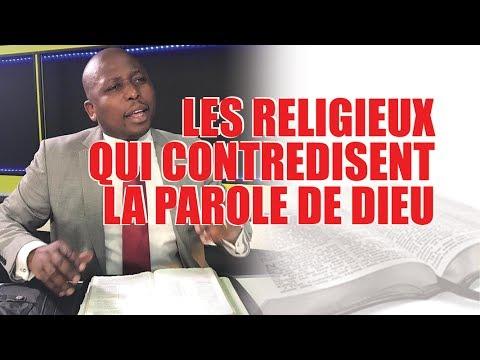 Les religieux qui contredisent la parole de Dieu