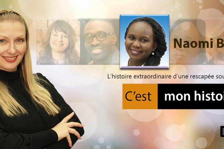 c'est mon histoire Naomi Baki