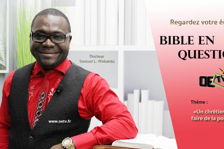 Wabantu - OEtv - Bible en Questions