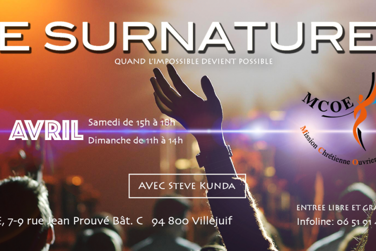 surnaturel - oetv
