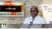 Avoir l'Éternel pour appui – Pasteur Tsimba MBUNGU