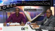 Les degrés de la transformation – Ps Tsimba