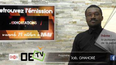 La puissance de la persécution – Prophète Joël