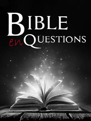 Bible en Questions